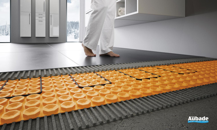 mise en oeuvre carrelage schluter systems schluter ditra heat e r wifi