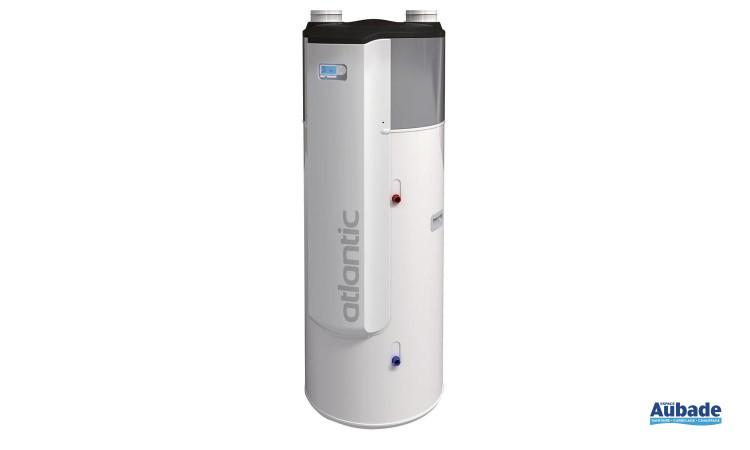 Chauffe-eau thermodynamique sur air extrait Aéraulix 3 de Atlantic