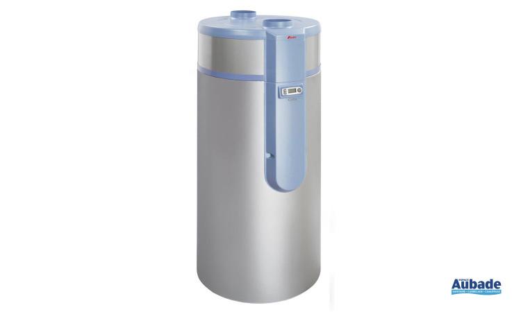 Chauffe-eau thermodynamique sur le retour du plancher chauffant Cylia Air de Auer