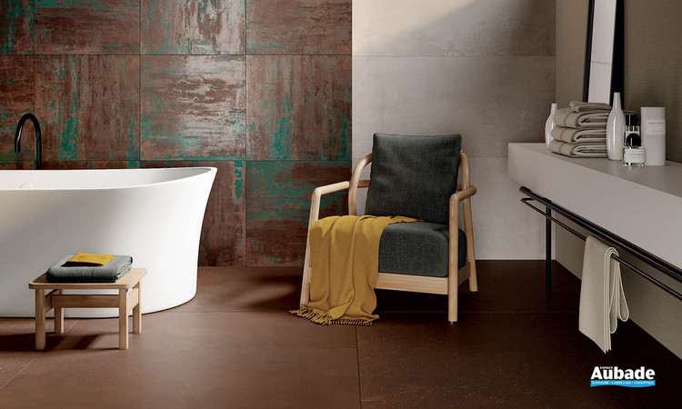 Collection Materia par Ceramiche Piemme en coloris Rust