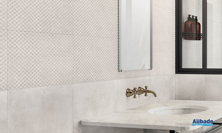 Collection Materia par Ceramiche Piemme en coloris Opal