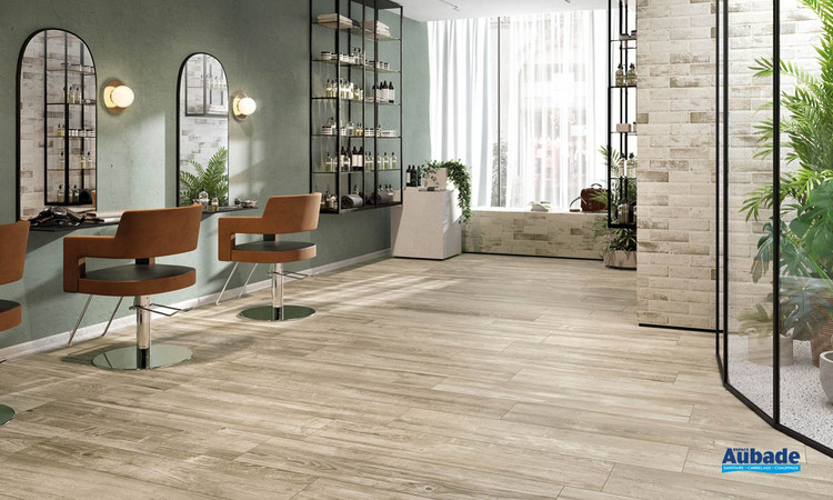 Collection Artwood par Cerdisa en coloris Beige