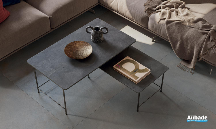 Collection Beton Design par Cerdisa en coloris Grey