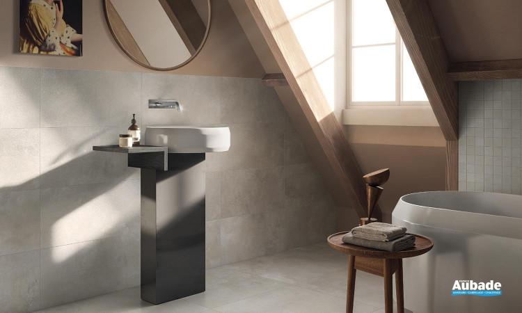 Collection Beton Design par Cerdisa en coloris White