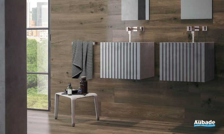 Collection Megeve par Cerdisa en coloris Wenge Oliato