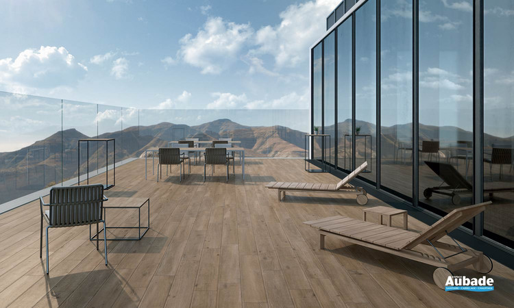 Collection Megeve par Cerdisa en coloris Teak