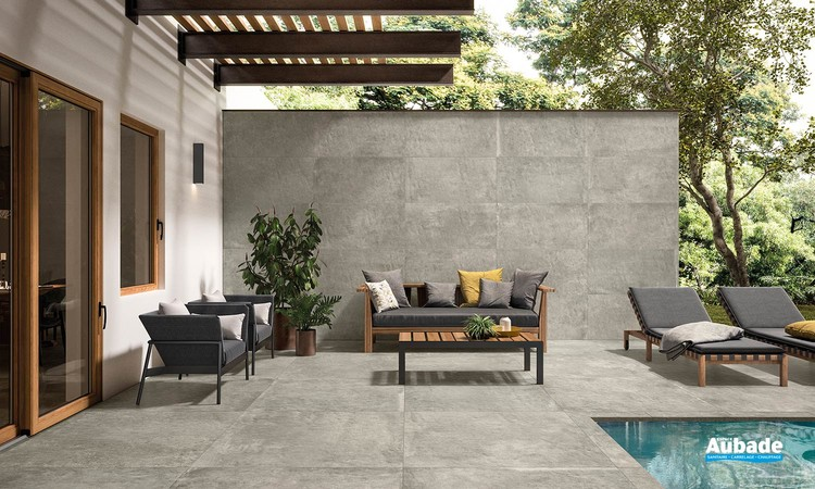 Collection Stonemix par Cerdisa en coloris Grey