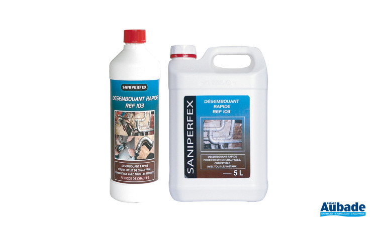 Nettoyant brûleur Saniperfex réf. 106 de AC International