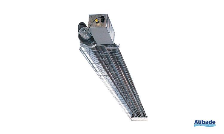 Chauffage à rayonnement STR de Seet idéal pour vos plafonds