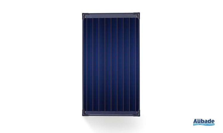 Le capteur Solar 7000 TF, complètement hermétique, rempli de gaz rare pour améliorer la transmission du rayonnement et diminuer les pertes de convection.