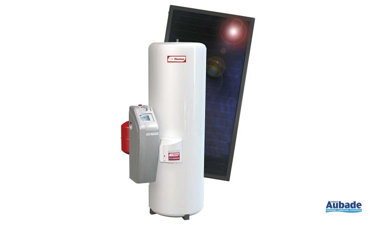 Kit chauffe-eau solaire Biopack Optimum de Thermor