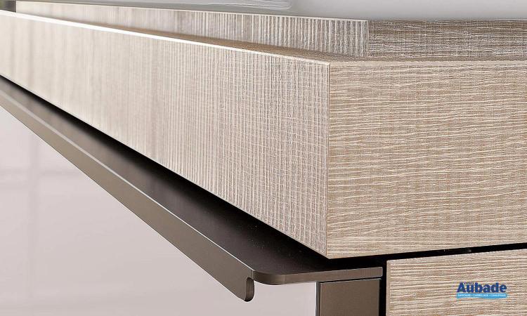 Collection meuble de salle de bains Citterio de Keramag Design