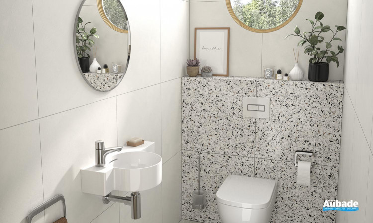 Toilettes Modernes Aubade Création