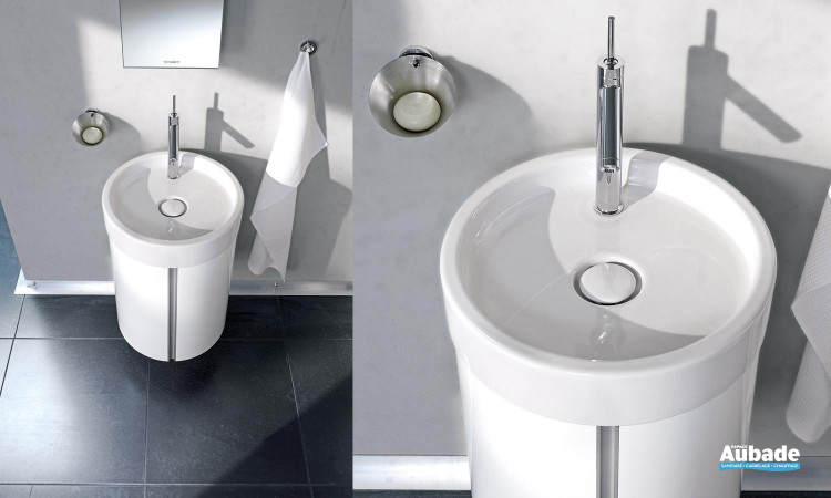 lavabo suspendu Duravit collection Starck1