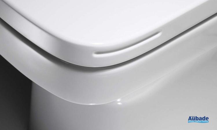 WC avec encoche pour ouverture Roca collection dama-N