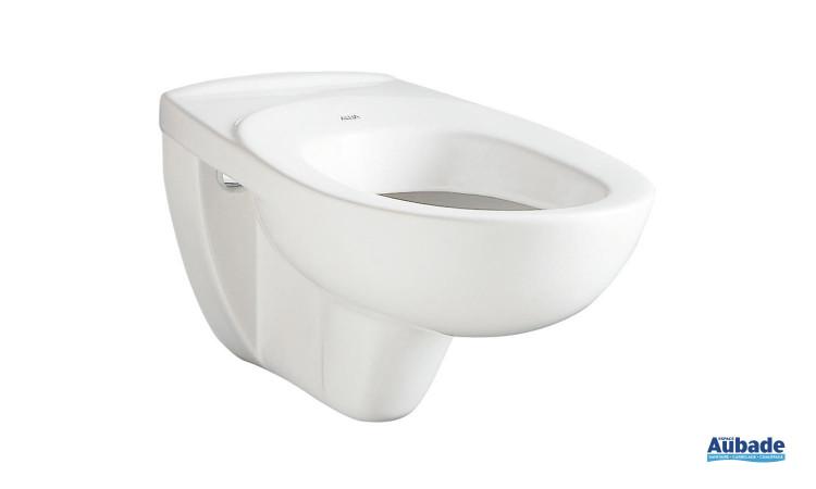 WC collectif suspendu ergonomique Publica de ALLIA