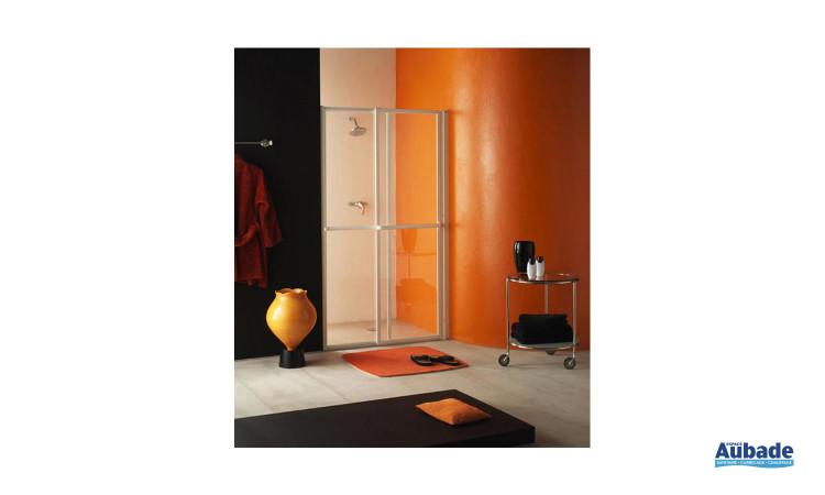 Paroi de douche Bornéo avec porte extensibe Jacuzzi