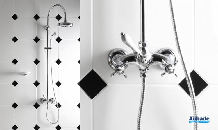 Colonne de douche mélangeur Chambord de Cristina