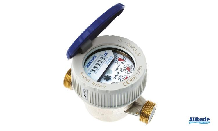 Compteur d'eau chaude ou froide Sferaco idéal pour surveiller sa consommation