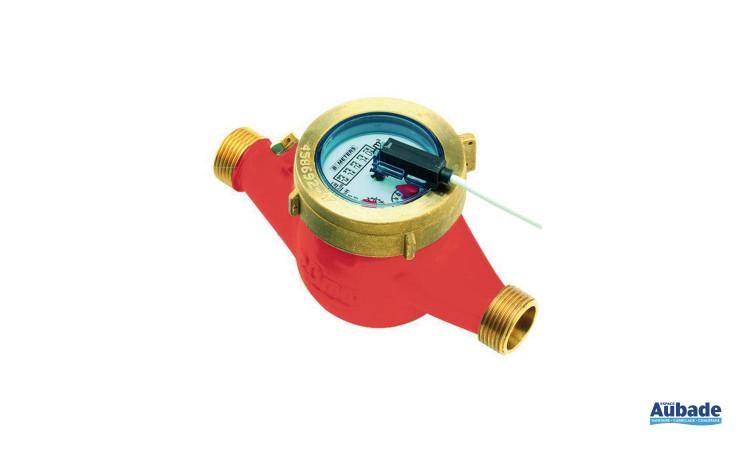 Compteur d'eau Sferaco avec émetteurs d'impulsions pour mieux gérer sa consommation