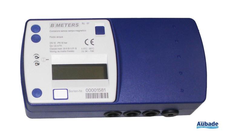 Compteur d'énergie Sferaco avec écran digital pour visualiser les calories