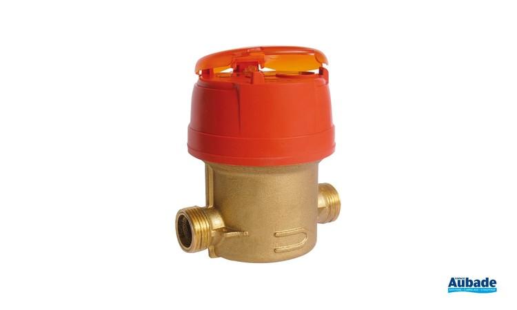 Compteur d'eau divisionnaire et volumétrique AQUADIS+ pour eau chaude d'Itron