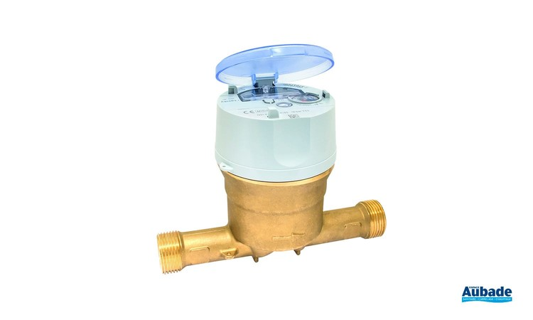 Compteur d'eau divisionnaire et volumétrique AQUADIS+ pour eau froide d'Itron