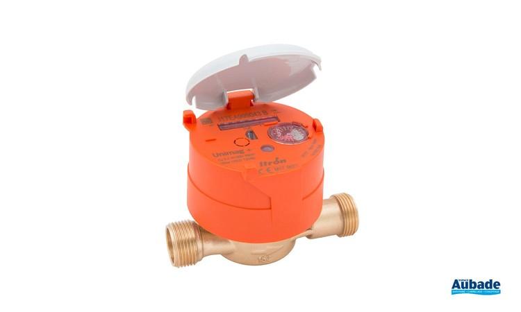 Compteur d'eau divisionnaire NARVAL+ pour eau chaude de la marque Itron