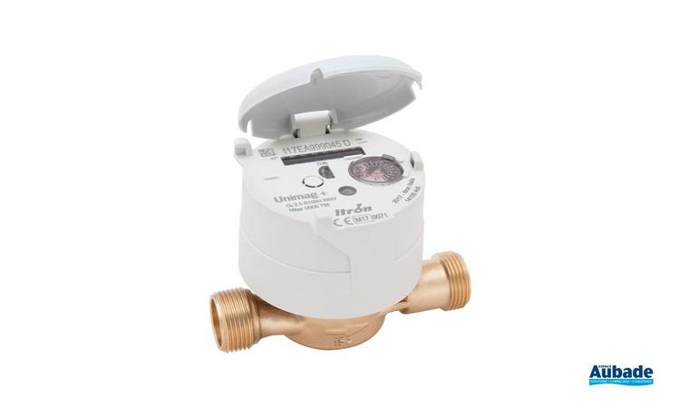 Compteur d'eau NARVAL+ pour eau froide de la marque Itron