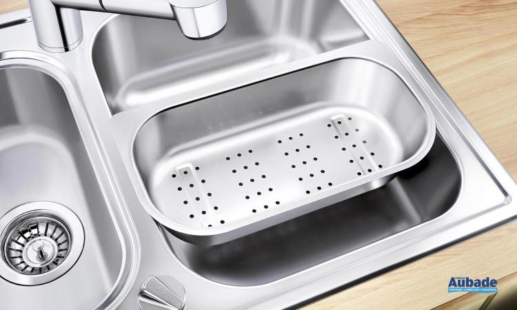 évier sous meuble BlancoLivit 6S de Blanco idéal pour votre cuisine