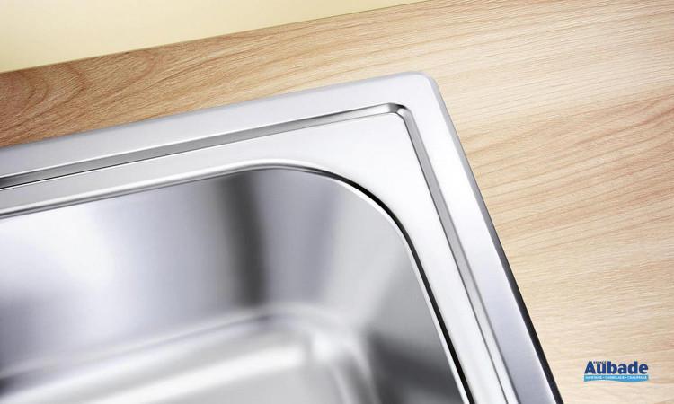 évier sous meuble BlancoLivit 6S facilement encastrable