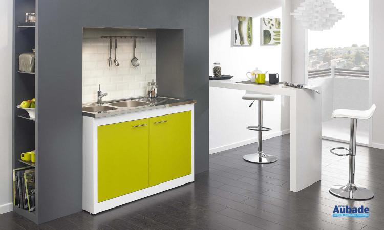Cuisinette Clipmétal color de Moderna facile d'entretien et 100% recyclabe