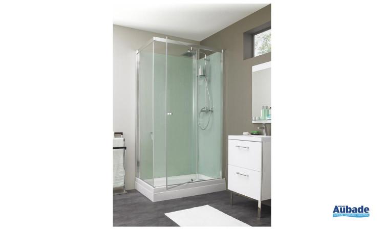 Cabine de douche Eden tendance et design