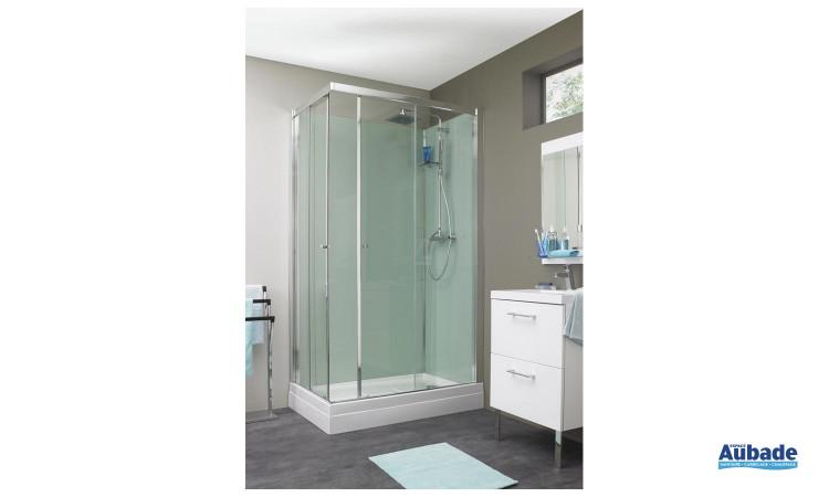 Cabine de douche Eden idéal pour la détente