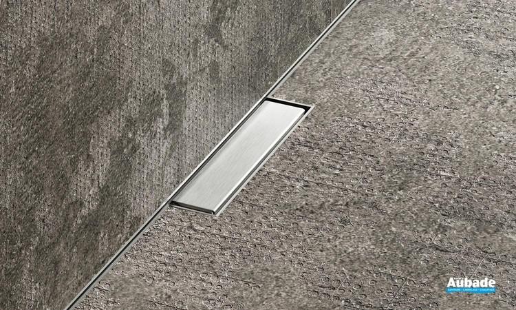 Caniveau de douche invisible M-line 50 de ESS 01