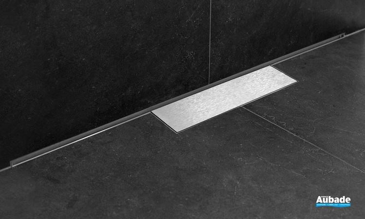 Caniveau de douche invisible M-line 50 de ESS 02