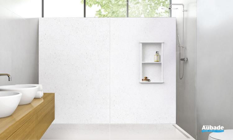 Panneaux muraux, niches et profilés Déco-douche de Lazer