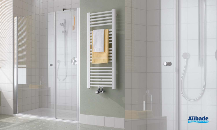 Paroi de douche avec porte pivotante Rothalux ATEA - AT 1OR/L