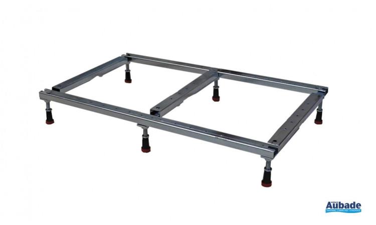 Receveur Space Mineral S de Leda - pieds avec chassis
