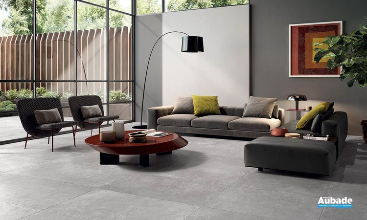 Collection Chateau par Emil Ceramica en coloris Gris