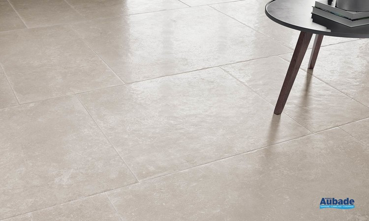 Collection Chateau par Emil Ceramica en coloris Beige