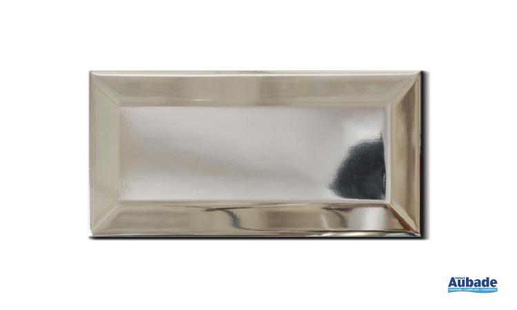 Carrelage Faïence Carometro coloris bronze brillant