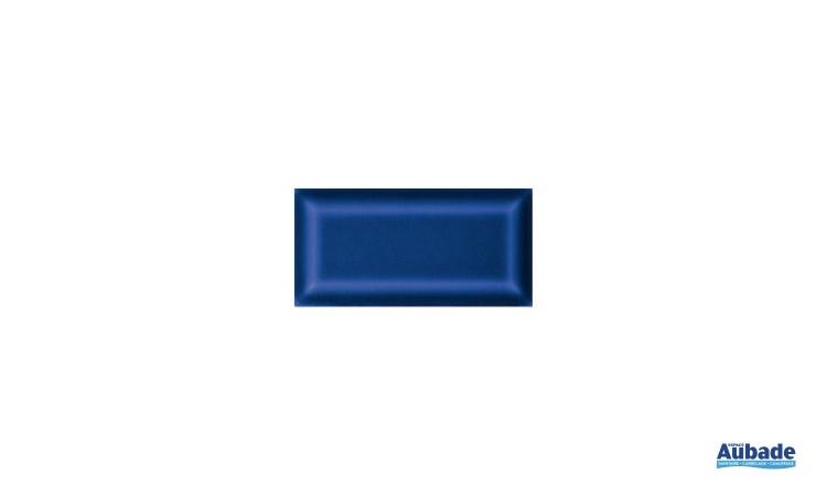 Carrelage Faïence Carometro coloris bleu foncé