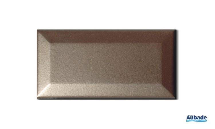 Carrelage Faïence Carometro coloris marron