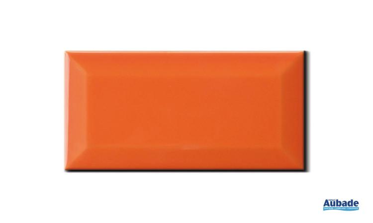 Carrelage Faïence Carometro coloris orange