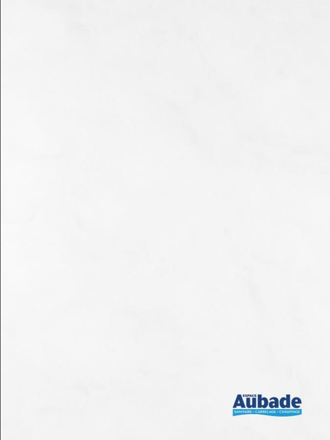 Habillage I-board Top Pure blanc de wedi