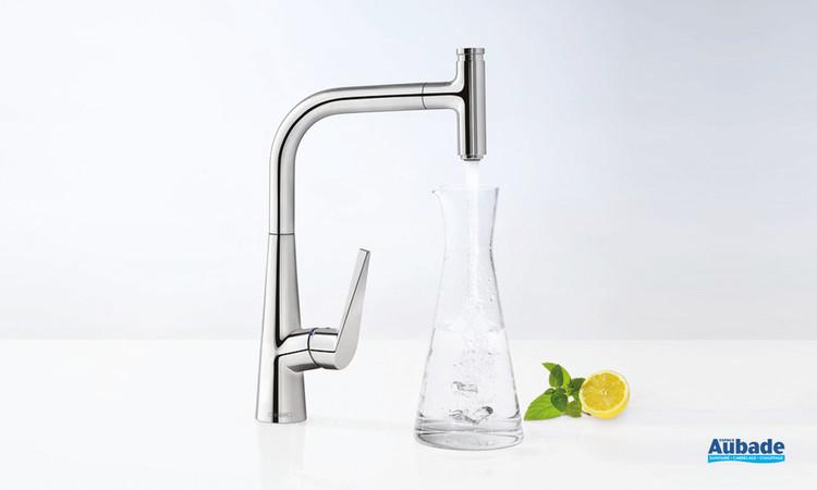 Collection de robinets de cuisine M51 Hansgrohe