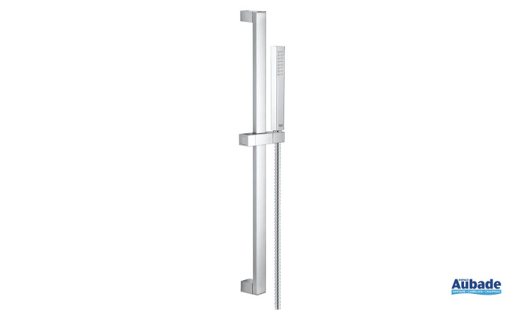 Barre de douche complète en métal Euphoria Cube + de Grohe