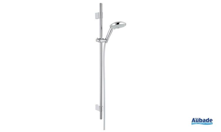 Barre de douche complète Rainshower Classic Grohe avec douchette classique