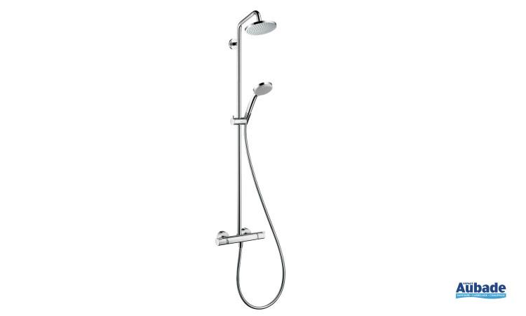 Colonne de douche Croma 160 design et tendance idéal pour l'hydrothérapie